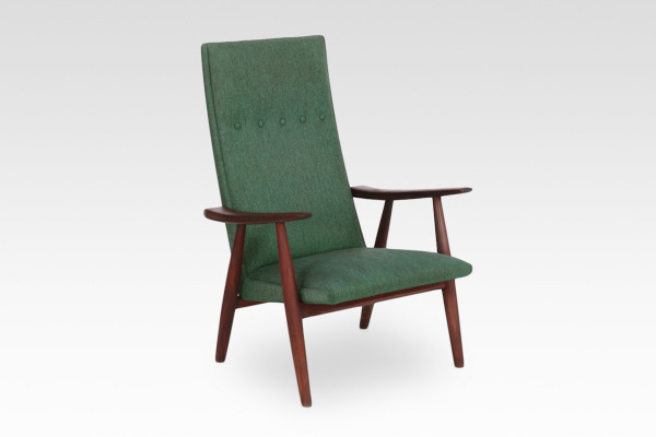 Hans. J. Wegner  High back easy chair. GE-260A  GETAMA (5).jpg