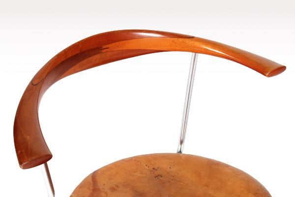 Hans J. Wegner  Armchair. PP-701  PP Mobler-04.jpg