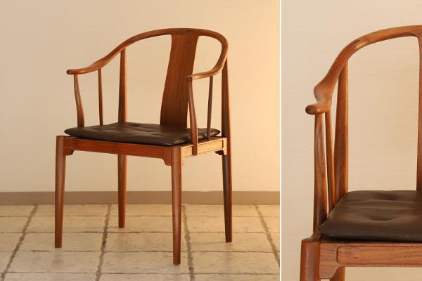 Hans J. Wegner  China chair. Model 4283  Fritz Hansen.jpg