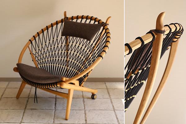 Hans J. Wegner  Circle Chair .PP130  PP Mobler (10).jpg