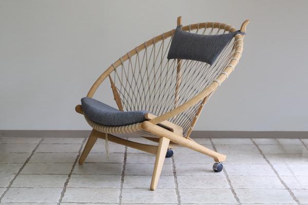 Hans J. Wegner  Circle Chair .PP130  PP Mobler (3).jpg
