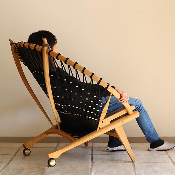 Hans J. Wegner  Circle Chair .PP130  PP Mobler (6).jpg