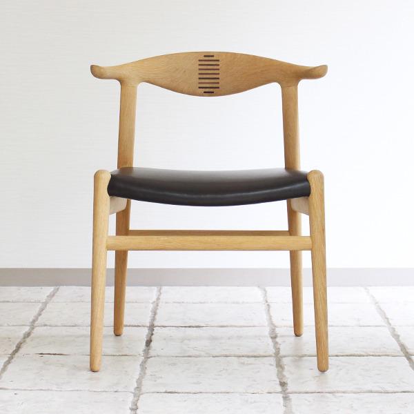 Hans J. Wegner  Cowhorn Chair .PP-505  PP Mobler (10).jpg