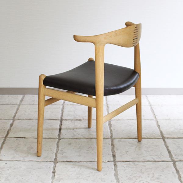 Hans J. Wegner  Cowhorn Chair .PP-505  PP Mobler (5).jpg
