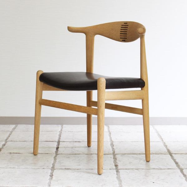 Hans J. Wegner  Cowhorn Chair .PP-505  PP Mobler (7).jpg