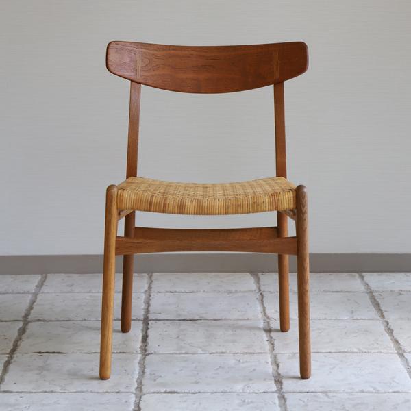 Hans J. Wegner  Dining chair. CH-23  Carl Hansen & Son_0418(籐)-01 (2).jpg
