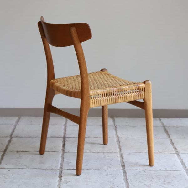 Hans J. Wegner  Dining chair. CH-23  Carl Hansen & Son_0418(籐)-01 (3).jpg