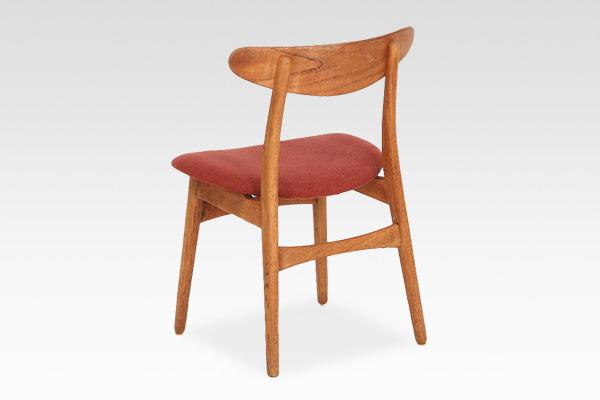 Hans J. Wegner  Dining chair. CH-30 Teak & Oak   Carl Hansen & Son   (5).jpg