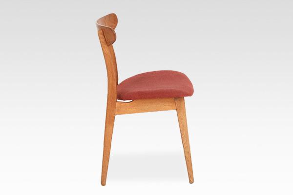Hans J. Wegner  Dining chair. CH-30 Teak & Oak   Carl Hansen & Son   (6).jpg