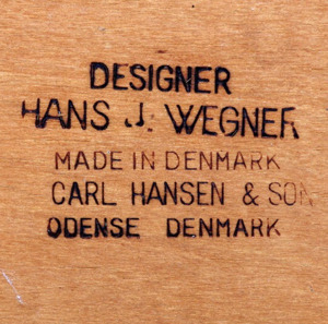 Hans J. Wegner  Dining chair. CH-30 Teak & Oak   Carl Hansen & Son   (7).jpg