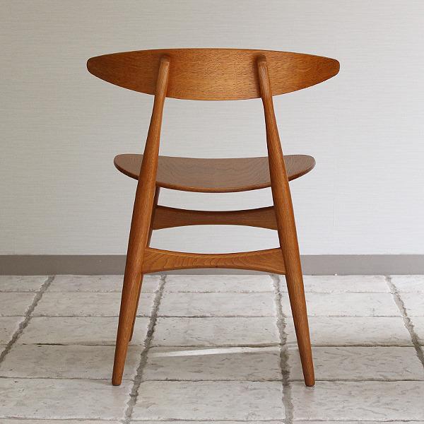 Hans J. Wegner  Dining chair. CH-33  Carl Hansen & Son (5).jpg