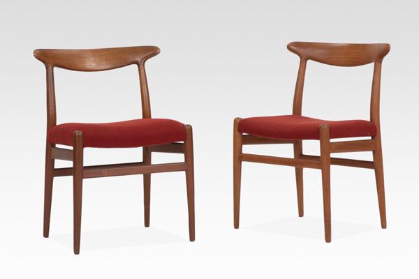 Hans J. Wegner  Dining chair. W2  C.M.jpg