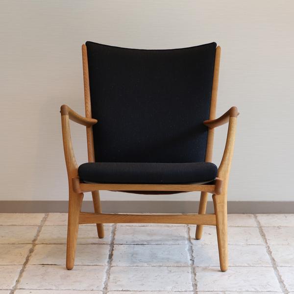 Hans J. Wegner  Easy chair. AP16 Oak  AP Stolen (4).jpg