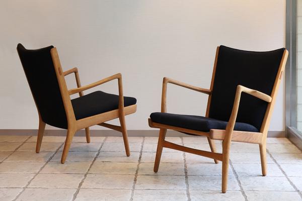 Hans J. Wegner  Easy chair. AP16 Oak  AP Stolen (5).jpg