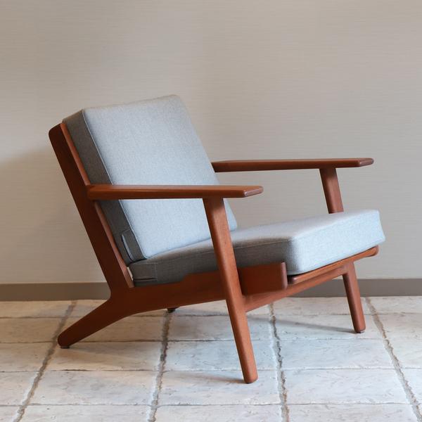 Hans J. Wegner  Easy chair. GE290 .teak  GETAMA-01 (4).jpg
