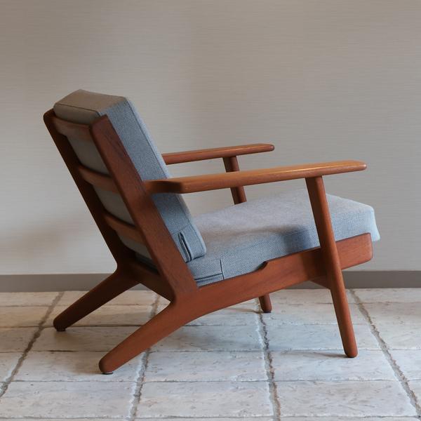 Hans J. Wegner  Easy chair. GE290 .teak  GETAMA-01 (6).jpg