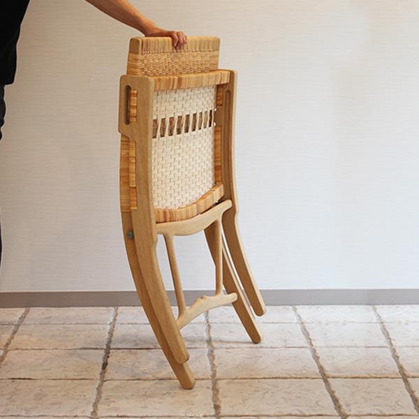 Hans J. Wegner  Folding chair. PP-512  PP Mobler.jpg