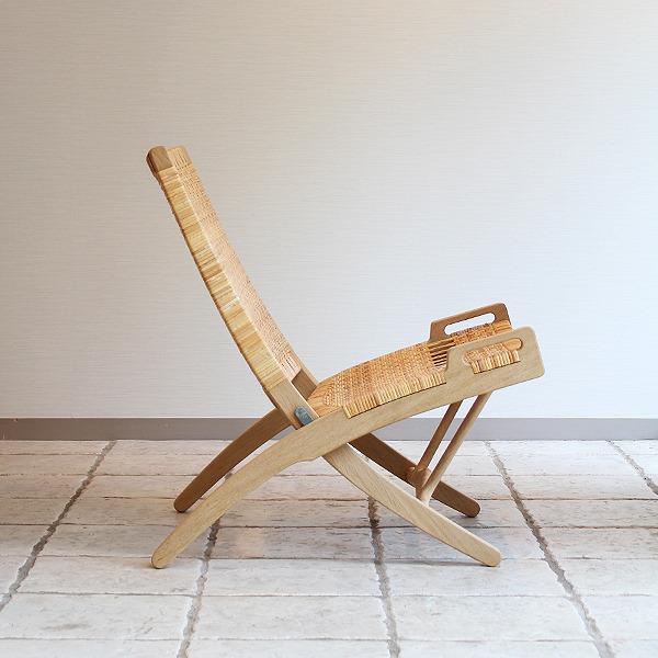 Hans J. Wegner  Folding chair. PP-512  PP Mobler (7).jpg