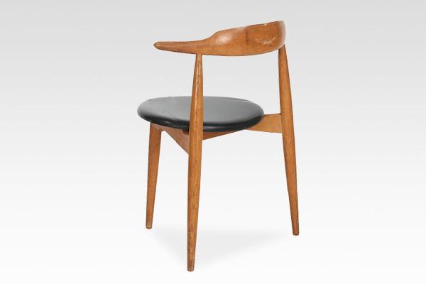 Hans J. Wegner  Heart chair. FH 4104  Fritz Hansen (5).jpg