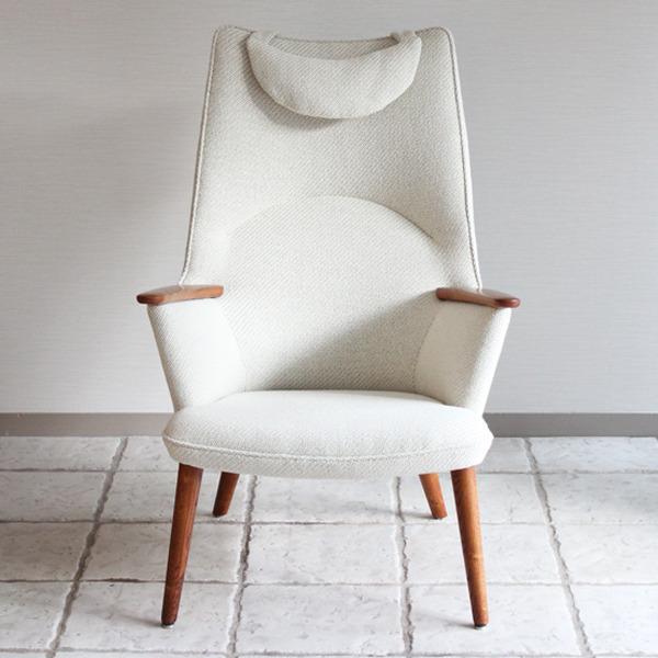 Hans J. Wegner  Mama bear chair. AP-27 teak  AP Stolen-04.jpg