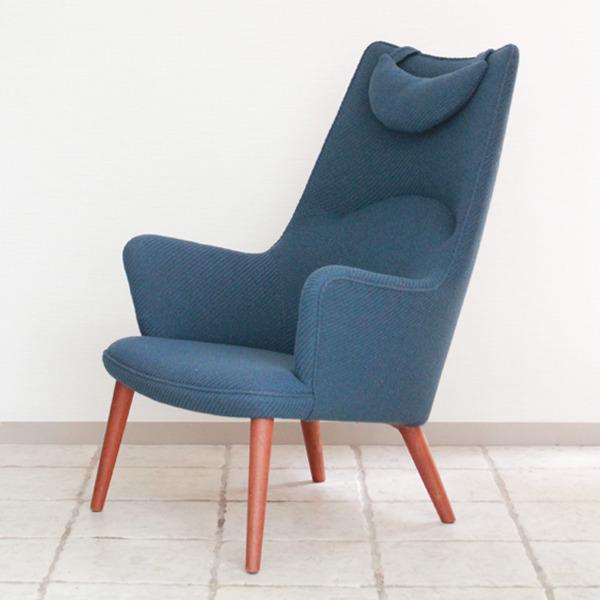 Hans J. Wegner  Mama bear chair. AP-27 teak  AP Stolen-05.jpg