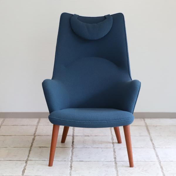 Hans J. Wegner  Mama bear chair. AP-27 teak  AP Stolen (4).jpg