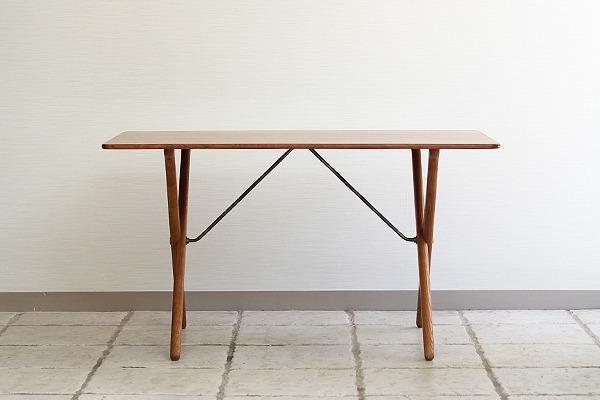 Hans J. Wegner  X-leg Coffee table. AT308  Andreas Tuck (10).jpg