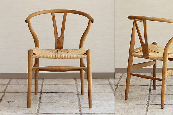 Hans J. Wegner  Y-chair  Carl Hansen & son oak (11).jpg