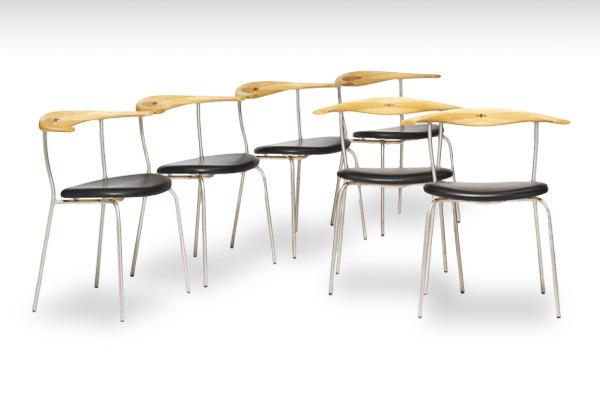 Hans J. Wegner chairs PP 701 PP Møbler.jpg