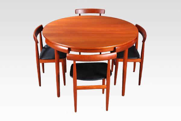 Hans Olsen  Teak. Dining set  Frem Rojle (1).jpg