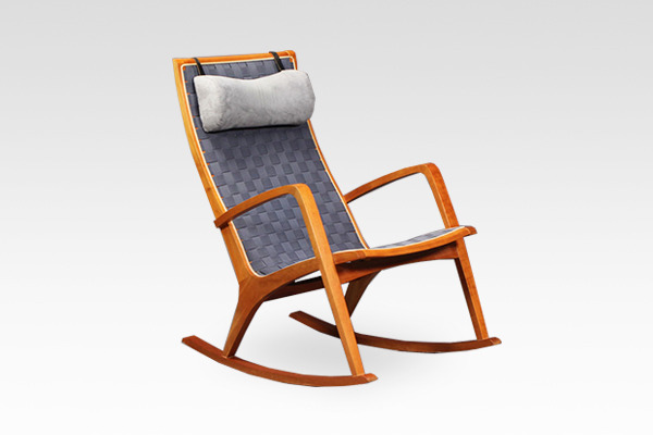 Jakob Berg  Rocking chair. model Ara  SC mobler.jpg