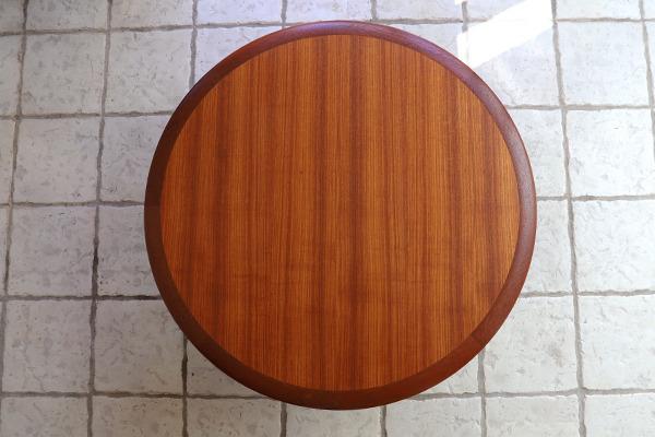 Johannes Andersen  Circular coffee table  C.F.C. Silkeborg (1).jpg