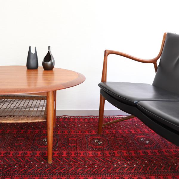 Johannes Andersen  Circular coffee table  C.F.C. Silkeborg (4).jpg