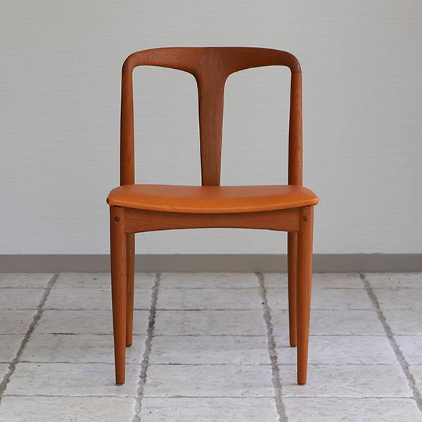 Johannes Andersen  dining chair teak  Uldum Mobler (10).jpg