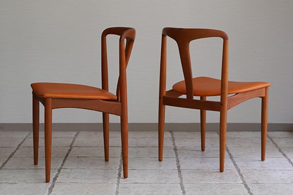 Johannes Andersen  dining chair teak  Uldum Mobler (3).jpg