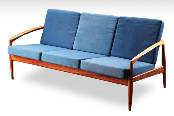 Kai Kristiansen. Three-seater sofa, rosewood.jpg