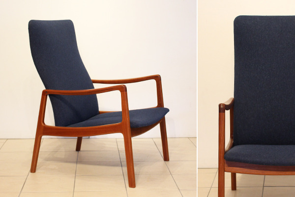 Ole Wanscher  Easy chair .Model159  France & Son (2).jpg
