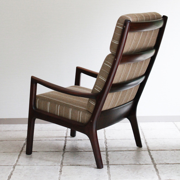 Ole Wanscher  High back Easy Chair  France & Son-04.jpg