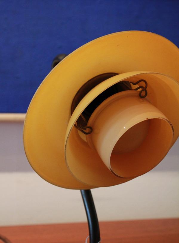 "Poul Henningsen Low miniature table lamp""PH-22  Louis Poulsen-03.jpg"