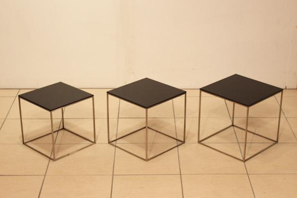 Poul Kjaerholm  Nesting tables. PK71  Fritz Hansen (2).jpg
