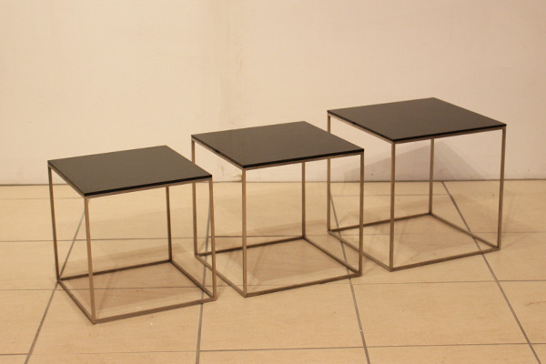 Poul Kjaerholm  Nesting tables. PK71  Fritz Hansen (3).jpg