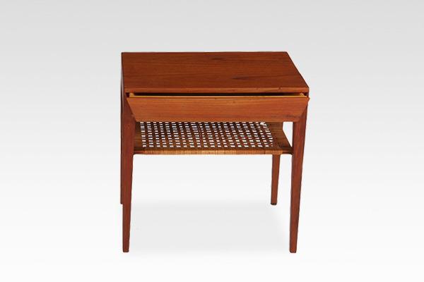 Severin Hansen Jr Side Tables .teak  Haslev (1).jpg