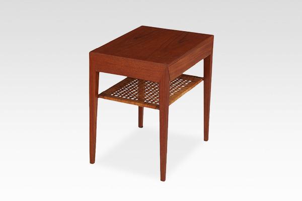 Severin Hansen Jr Side Tables .teak  Haslev (2).jpg