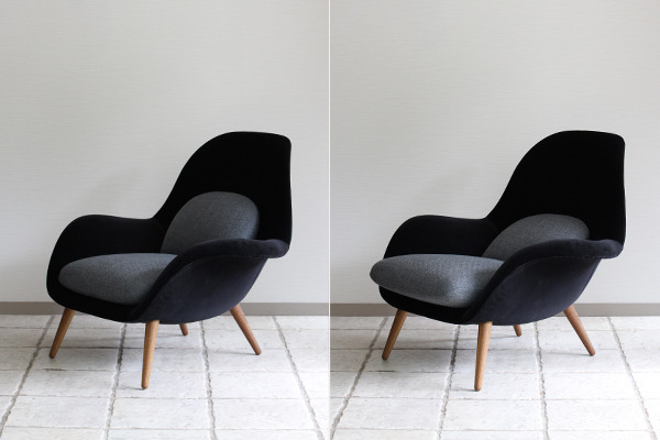 Space Copenhagen  Easy chair. Swoon  Fredericia (11).jpg