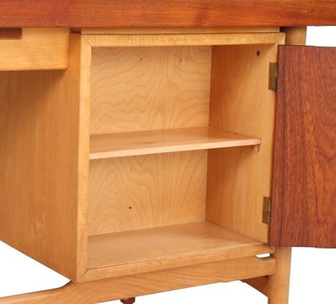 Arne Vodder  Freestanding Desk   Bovirke (7).jpg