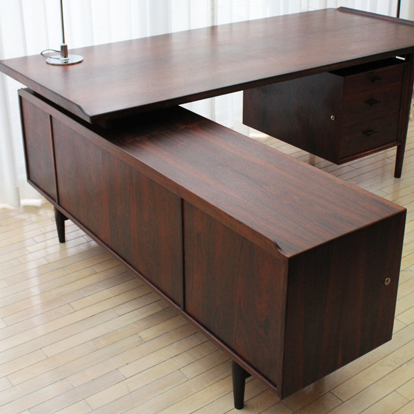 Arne Vodder  Rosewood sideboard and desk, rosewood  Sibast (3).jpg