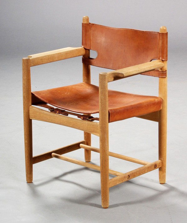 Børge Mogensen  Hunt dining chairs. model 3238 oak  Fredericia (1).jpg