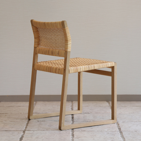 Borge Mogensen  Dining chair model BM-61  P. Lauritsen & Son (3).jpg