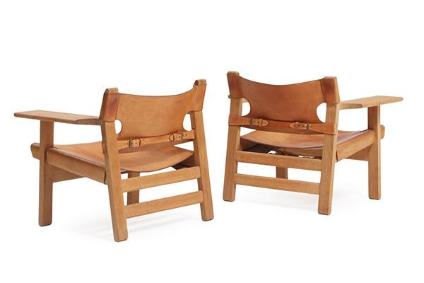 Borge Mogensen  Spanish Chairs  Fredericia (2).jpg