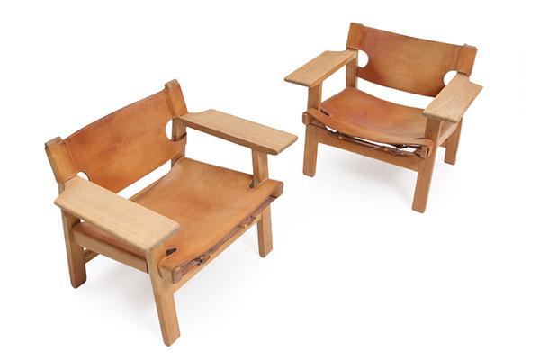 Borge Mogensen  Spanish Chairs  Fredericia (3).jpg